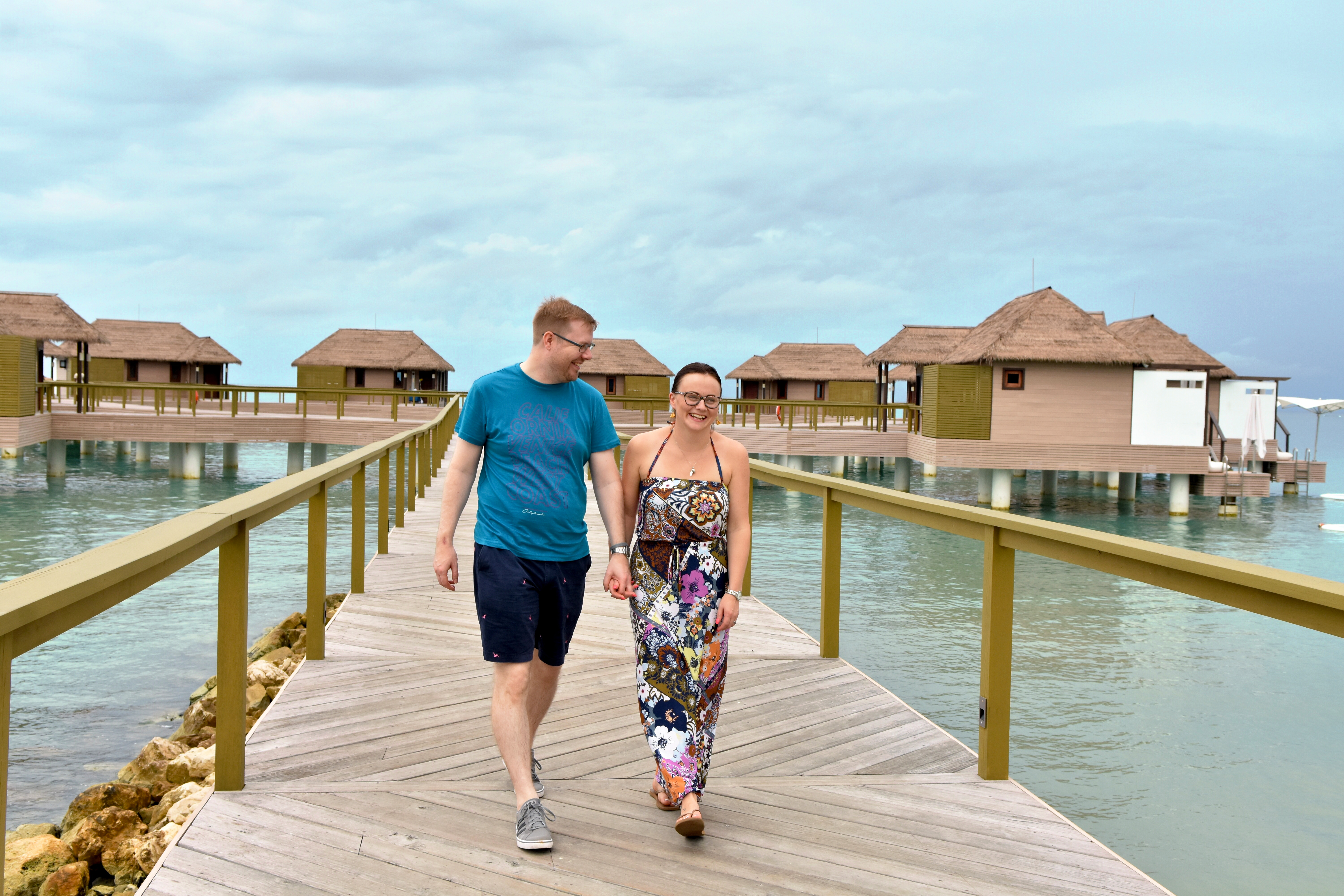Couple Finally Enjoy Dream Honeymoon In Jamaica Following Tragedy