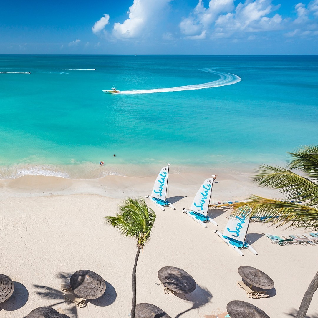 Sandals Grande Antigua: through the eyes of Linda Bailey, UK & EU Sales Manager