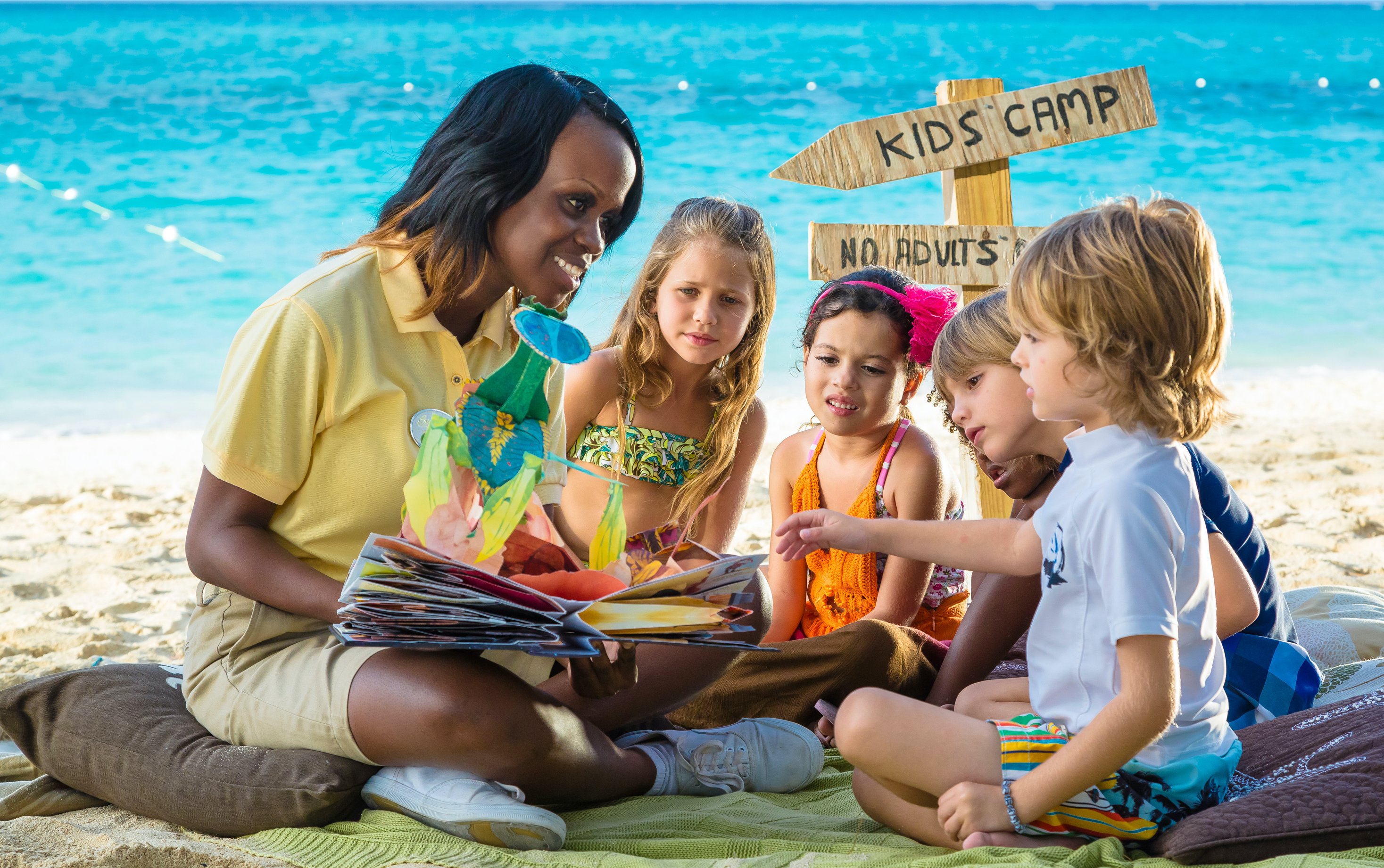 Autism Friendly Holidays At Beaches Resorts - The Lewington Family